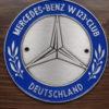 Plakette Club