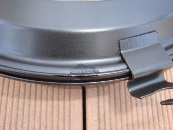 Luftfiltergehäuse mit Filtereinsatz 1